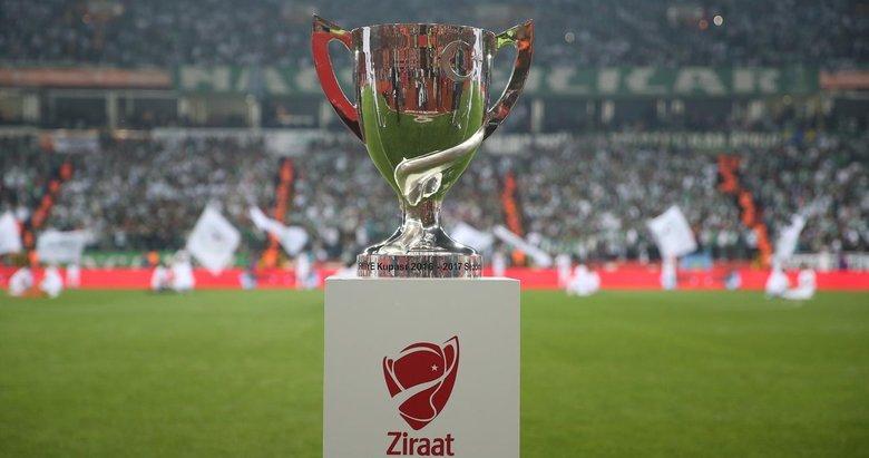 Ziraat Türkiye Kupası'nda 2. Eleme Turu programı açıklandı!