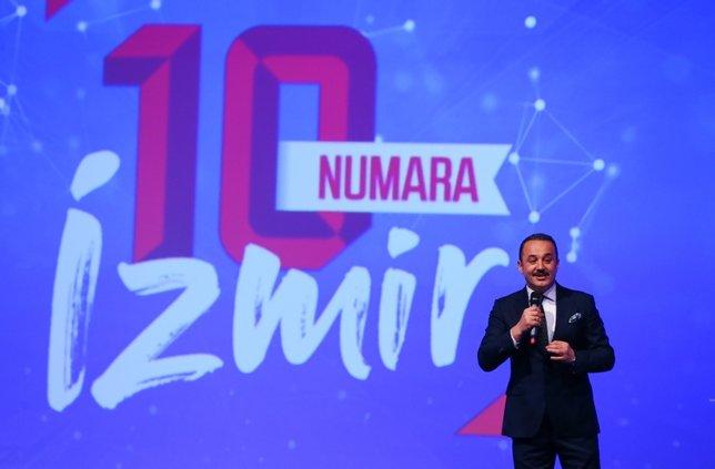 Zeybekci İzmir projelerini açıkladı! İşte detaylar...