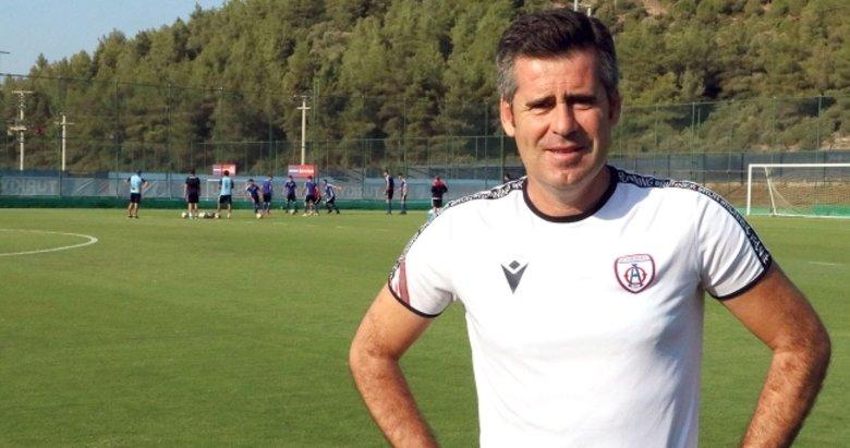 Altınordu'da flaş teknik direktör kararı: 2 sezon daha...