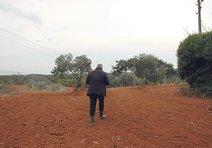 Vatandaş yolu kapattı köylüler mağdur oldu