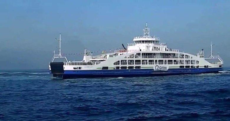 Gökçeada feribot hattındaki yoğunluk nedeniyle yarın için 10 ek sefer konuldu