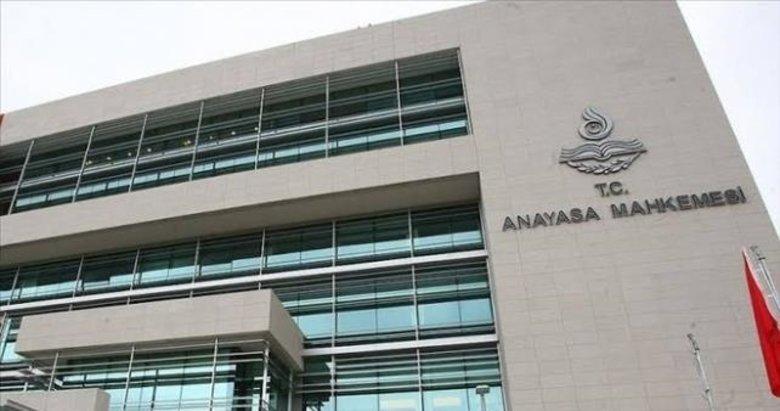 Anayasa Mahkemesine 244 bin 783 bireysel başvuru yapıldı