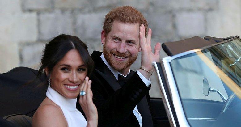 Meghan Markle'ın hamile olduğu açıklandı (Meghan Markle ve Prens Harry bebek bekliyor)