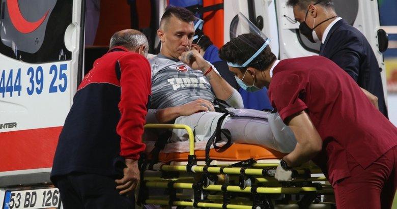 Fernando Muslera'nın ameliyat tarihi açıklandı