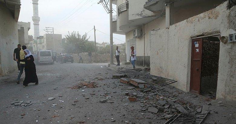 Mardin Valiliği'nden PKK/YPG'nin sivillere saldırısıyla ilgili açıklama