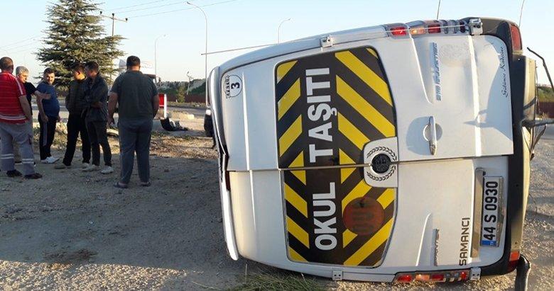 İzmir dönüşü feci kaza!