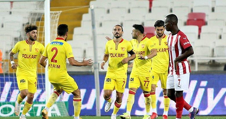 Sivasspor 2 - Göztepe 2 I MAÇ SONUCU