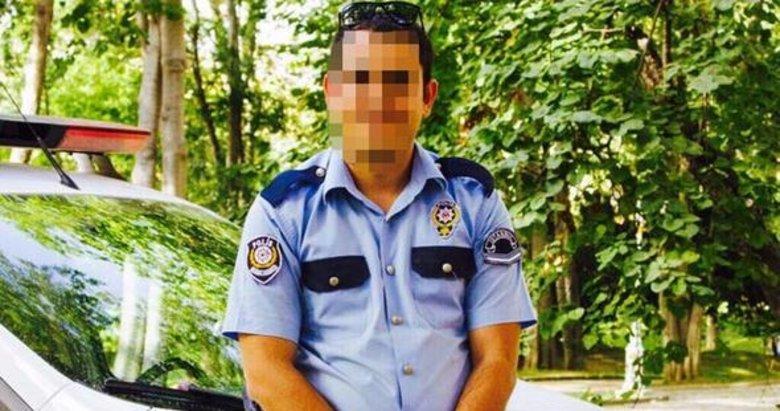 Tecavüzle suçlanan polis konuştu: Öpüşürken rızası vardı