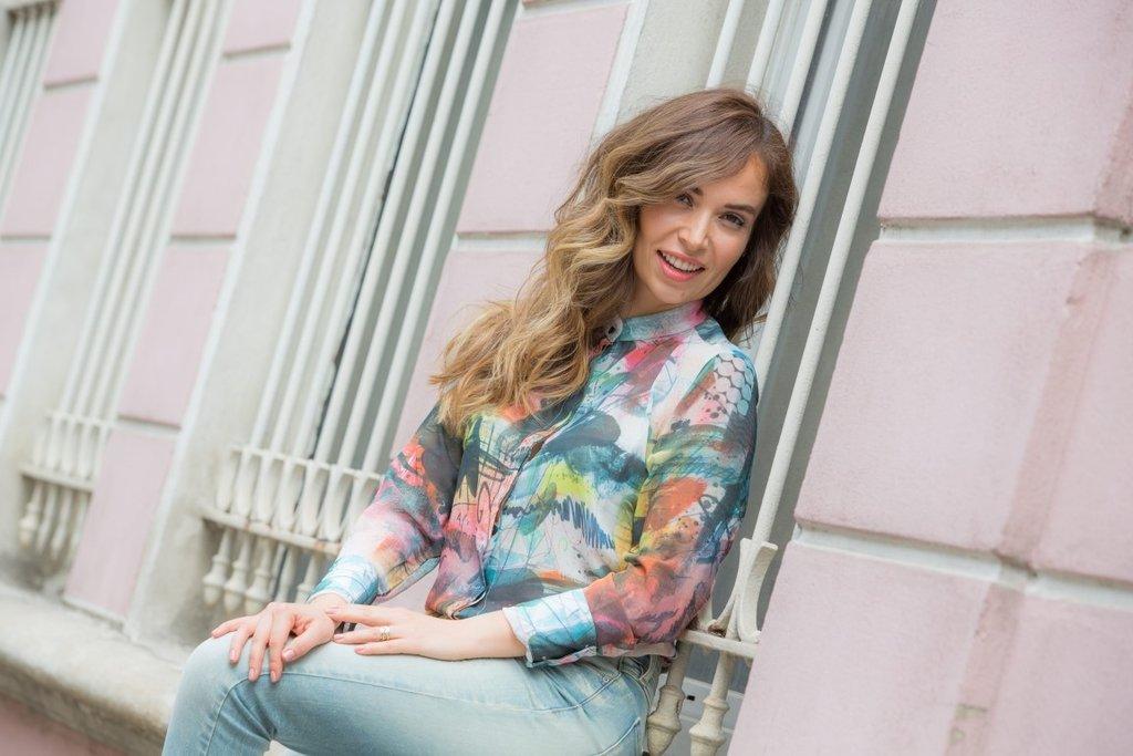 Ödemiş'in gururu: Esra Ronabar