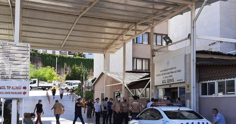 İzmir'de akrabalar arasında silahlı kavga! 5 kişi yaralandı