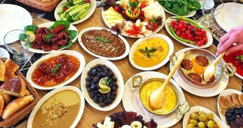 Ramazan'da kilo verme önerileri