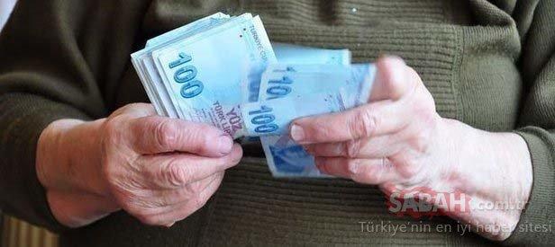 Emekliye çifte zam hesapta