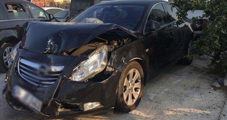 Ünlü oyuncu Murat Aygen Didim'de trafik kazası geçirdi!