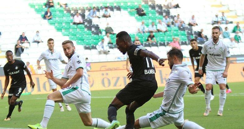 Konya'da Altay'a şok: 3-1