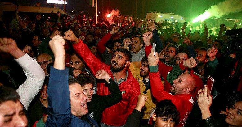 Karşıyaka'dan 107'nci yıl kutlaması