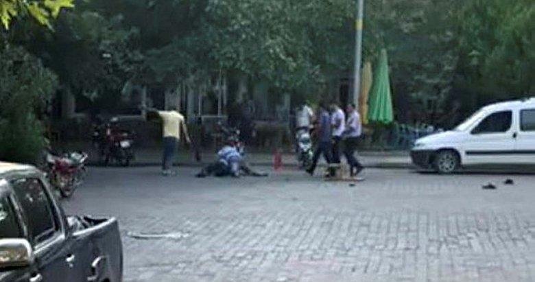 Çanakkale Bayramiç'te çıkan silahlı kavgada 2 kardeş yaralandı
