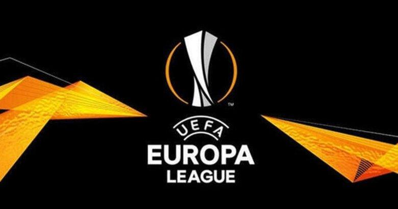 Temsilcilerimizin UEFA Avrupa Ligi 3. turdaki rakipleri belli oldu