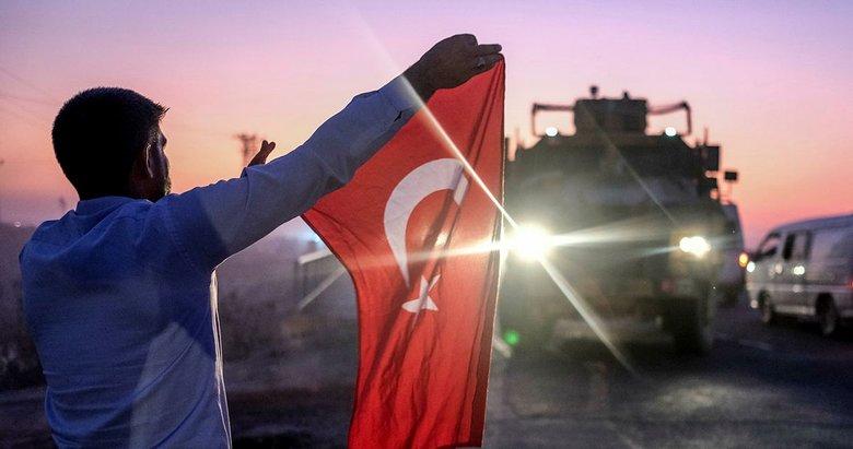 Barış Pınarı Harekatı'na destek artıyor