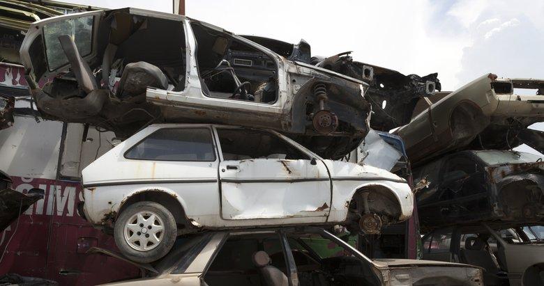 Vatandaşlara hurda araç uyarısı