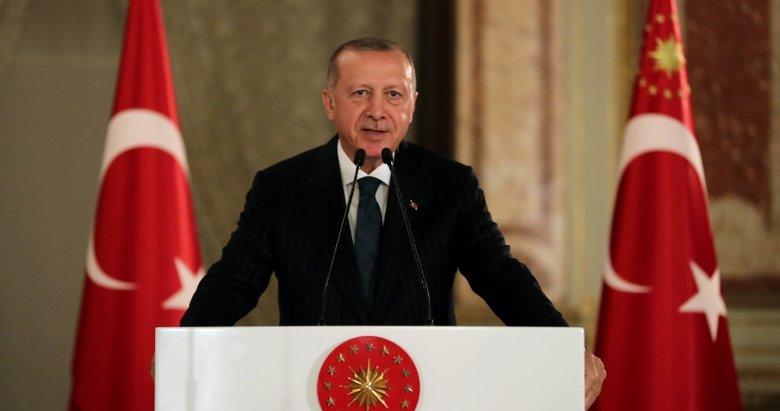 Başkan Erdoğan'dan Azerbaycan'a kutlama