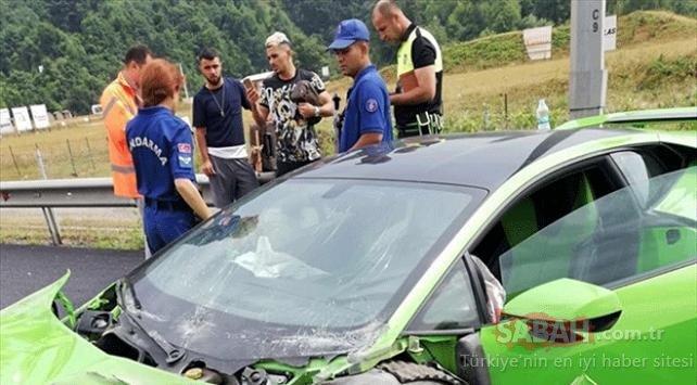 Serdar Gürler trafik kazası geçirdi!