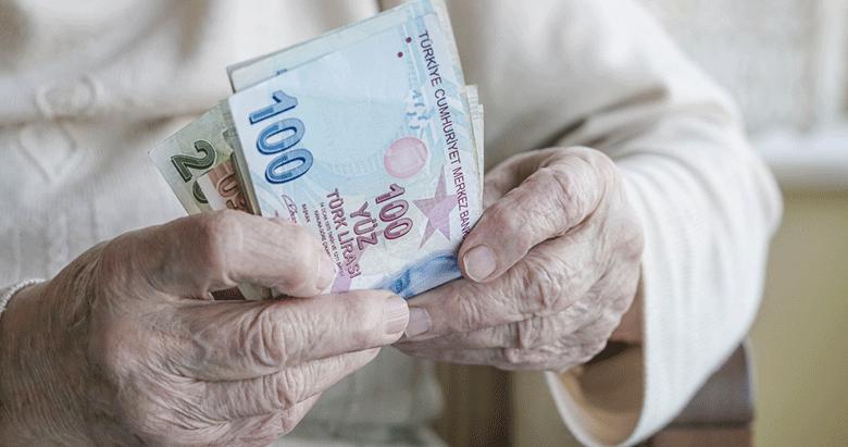 Emekliye 325 lira enflasyon zammı