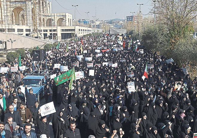 Dünyanın gözü İranda