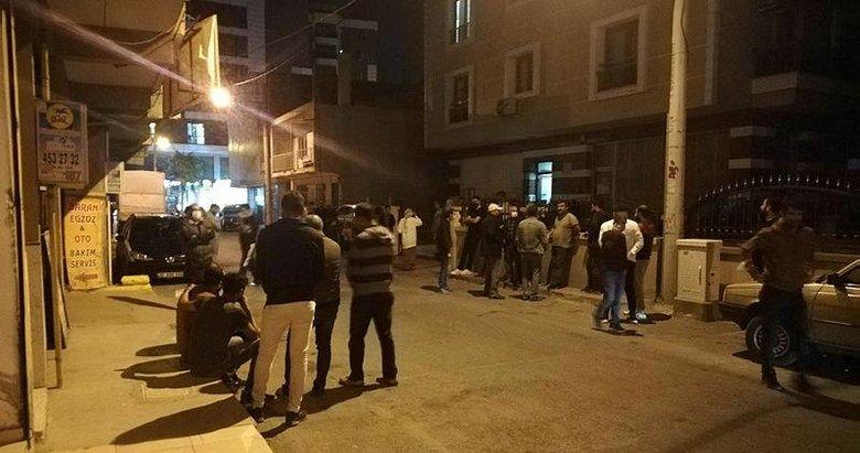 İzmir'de 20 günlük baba cinayete kurban gitmişti: Cinayet şüphelisi yurt dışına kaçmaya çalışırken yakalandı