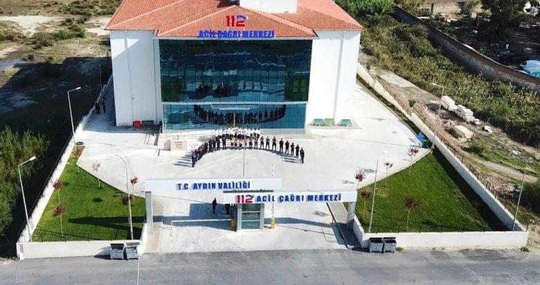 Aydın'da 112 Acil Çağrı Merkezi hizmete giriyor