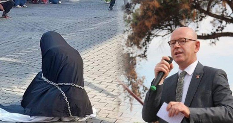 CHP Balıkesir İl Başkanı Serkan Sarı skandalı böyle savundu!