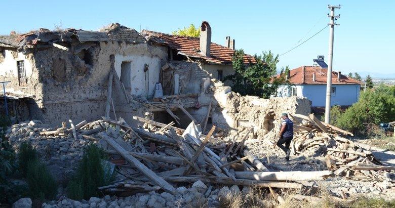 Bozkurt ve Çardak 'afet bölgesi' ilan edildi