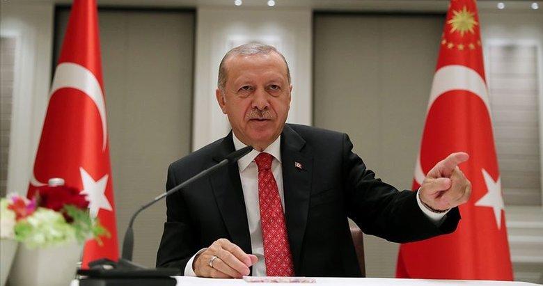 Başkan Erdoğan genel yayın yönetmenleriyle bir araya geldi
