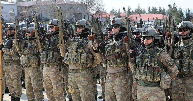 Şırnaktan 660 asker ve korucu Afrine uğurlandı