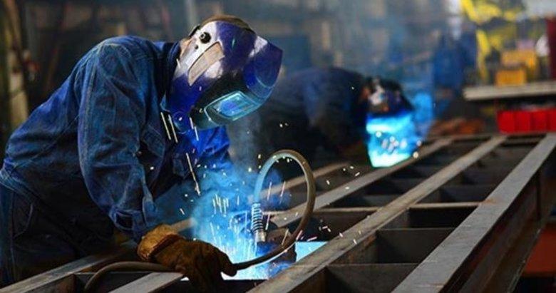 2019 Aralık ayı sanayi üretim rakamları açıklandı!