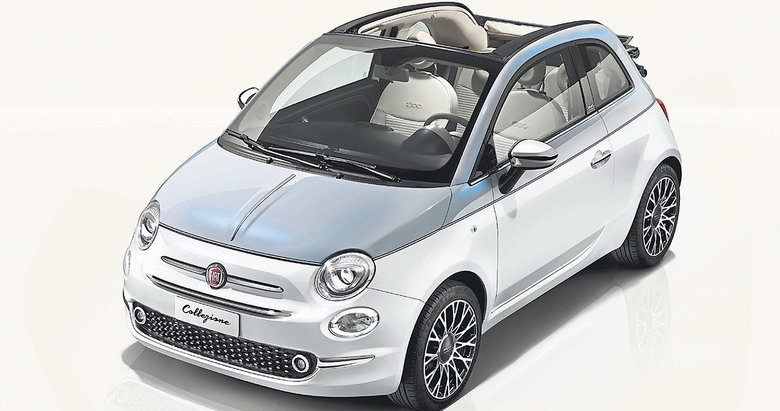 Fiat 500C Collezione Mayıs'ta geliyor