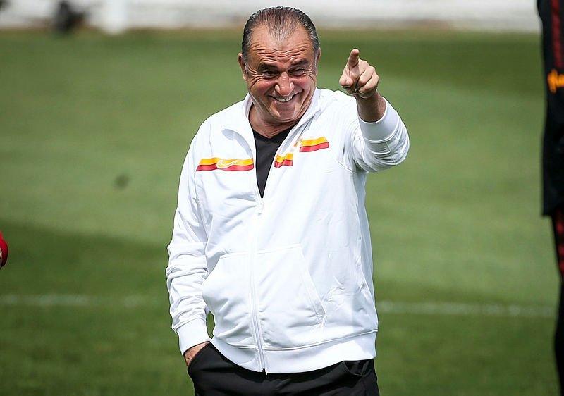 Galatasaray Teknik Direktörü Fatih Terim'in torunları Florya'da! İşte ünlülerin çocukları