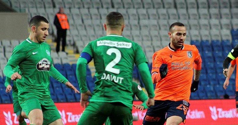 MAÇ SONUCU | Medipol Başakşehir 1 - 1 GMG Kırklarelispor