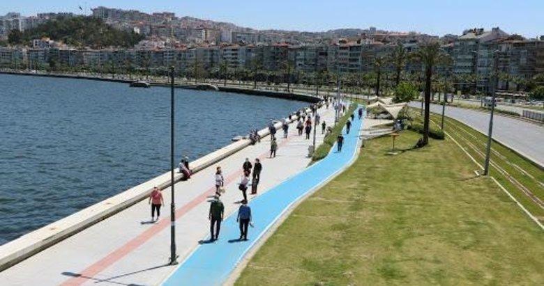 İzmir'de hava nasıl olacak? 07 Mayıs hava durumu: O bölgelere yağış geri geliyor