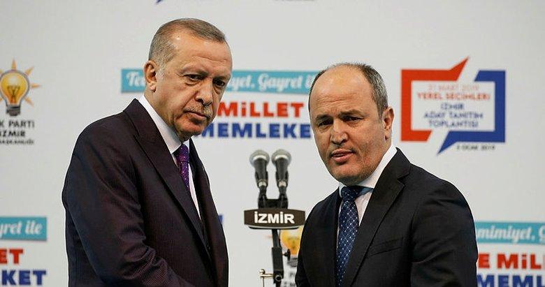 AK Parti İzmir Seferihisar Belediye Başkan adayı Hamit Nişancı kimdir? Hamit Nişancı kaç yaşında?