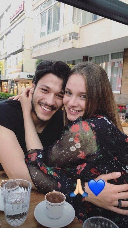 Miray Daner'i ikinci kez aldatan Kubilay Aka'nın ihanet mesajları ortaya çıktı
