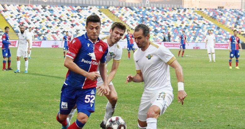 Altınordu'da Hüsamettin Yener korona sonrası gollerine devam etmek istiyor