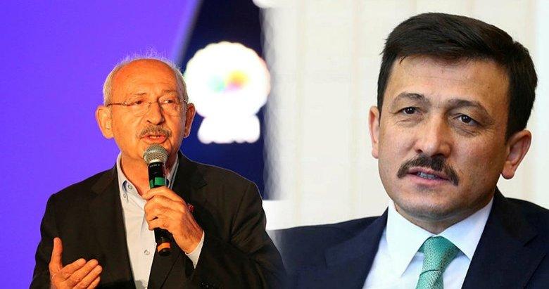 AK Parti'li Dağ'dan, Kılıçdaroğlu'nun Dünya Bankası kredisi açıklamasına tepki