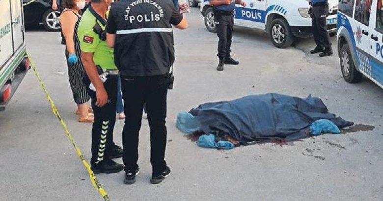Alkollü şoför çarpıp öldürdü