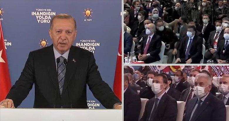 Son dakika: Başkan Erdoğan'dan Erzincan ve Erzurum il kongrelerinde önemli açıklamalar