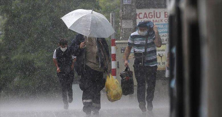 Meteoroloji'den o illere sağanak uyarısı! İzmir ve Ege'de hava nasıl olacak?