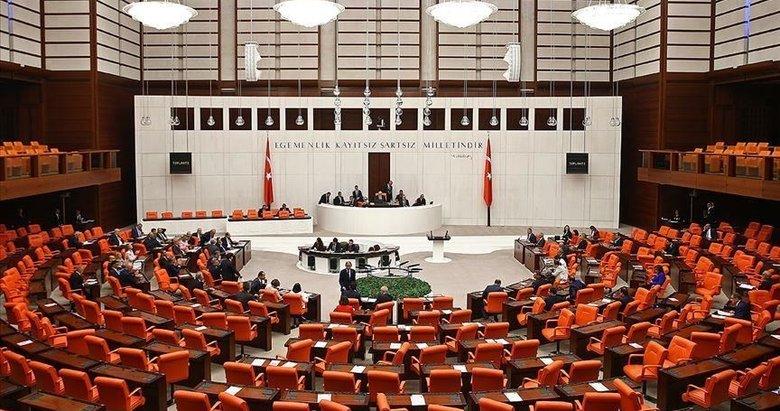 Yargı reformu paketinin ilk 10 maddesi kabul edildi
