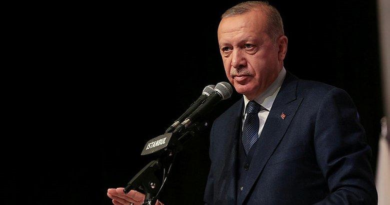 Başkan Erdoğan'dan tebrik telgrafı