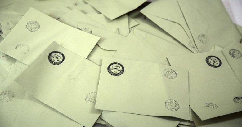 İstanbul'da oy verme işlemi sona erdi