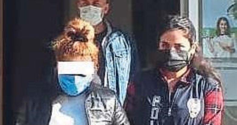 Salihli'de fuhuş yapan Özbek kadın gözaltında