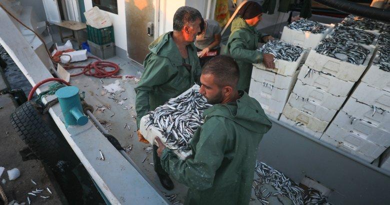 Egeli balıkçılar 'vira bismillah' dedi